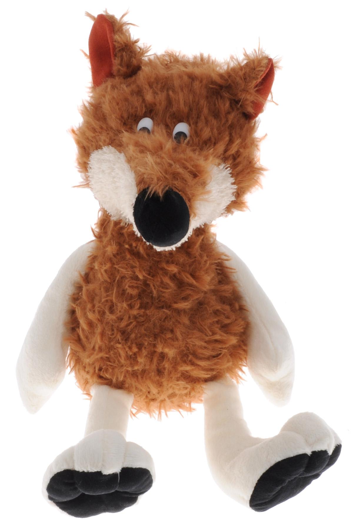 Купить Sonata Style Мягкая игрушка Лисица 28 см, Jason Toy
