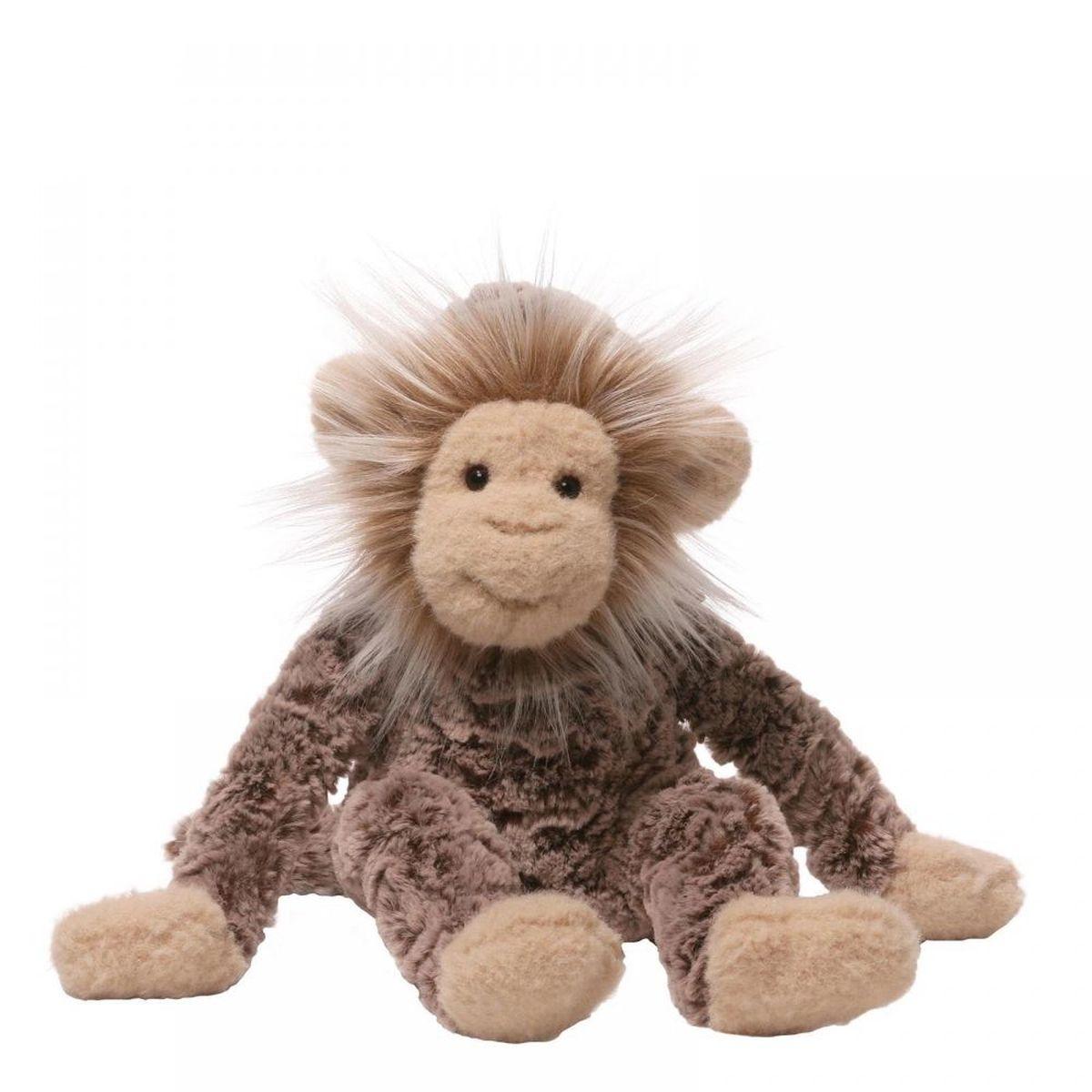 Купить Gund Мягкая игрушка Wrigley Monkey 30, 5 см, Enesco, Мягкие игрушки
