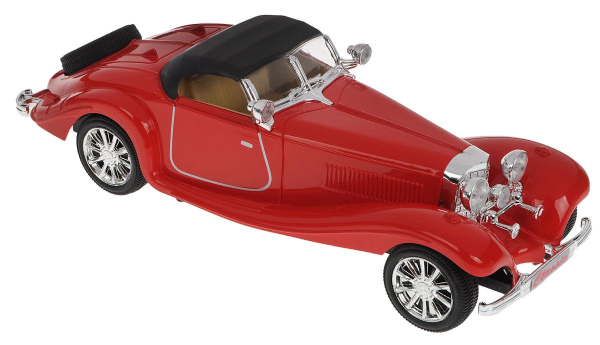 Купить Junfa Toys Машинка инерционная Madness цвет красный, Машинки