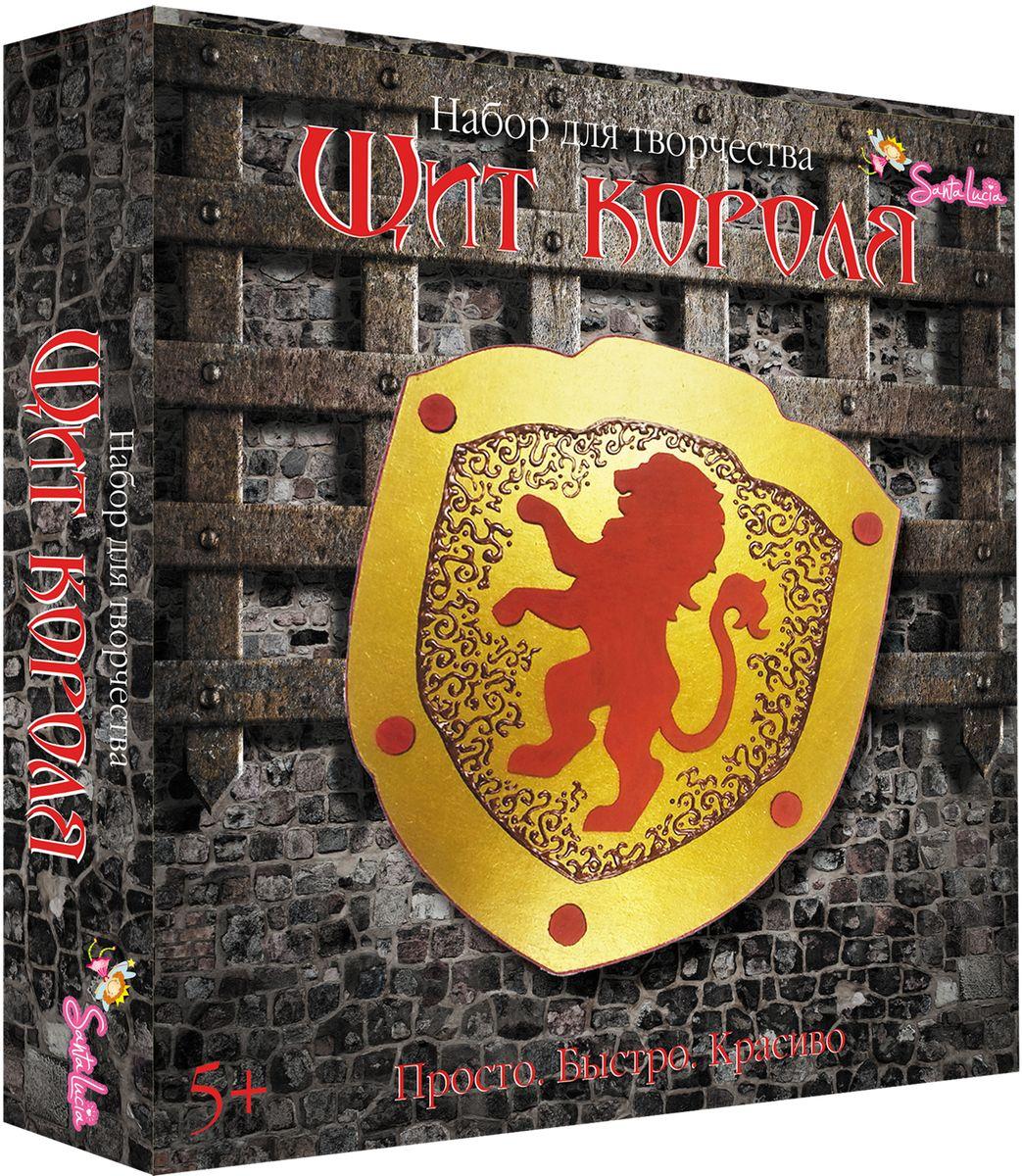 Купить Santa Lucia Набор для изготовления игрушек Щит короля, Санта Лючия, Игрушки своими руками