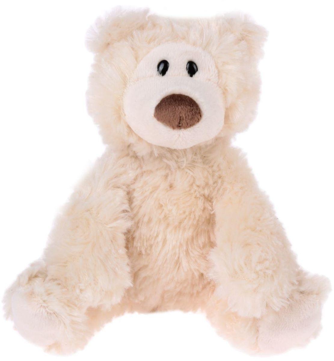 Купить Gund Мягкая игрушка Медведь Philbin Cream 19 см 2245489, Сима-ленд, Мягкие игрушки
