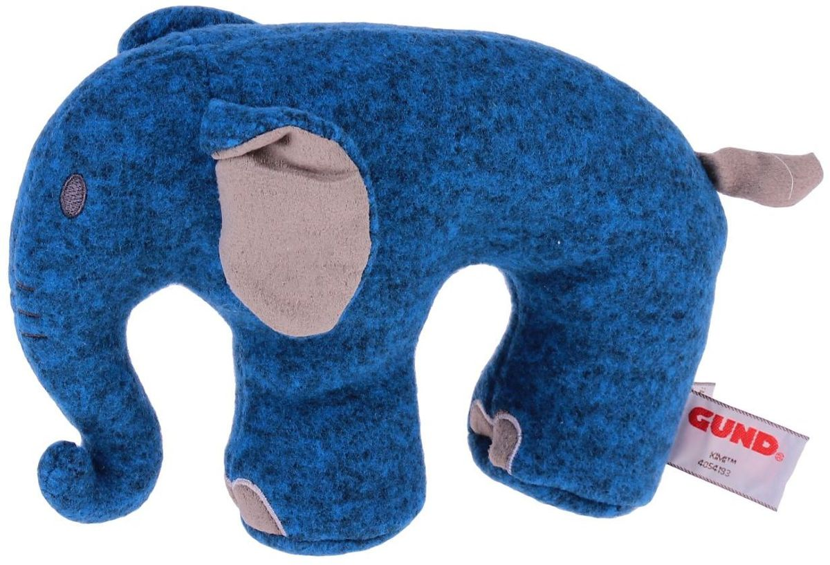Купить Gund Мягкая игрушка Слон Kimi 15 см 2245519, Сима-ленд, Мягкие игрушки