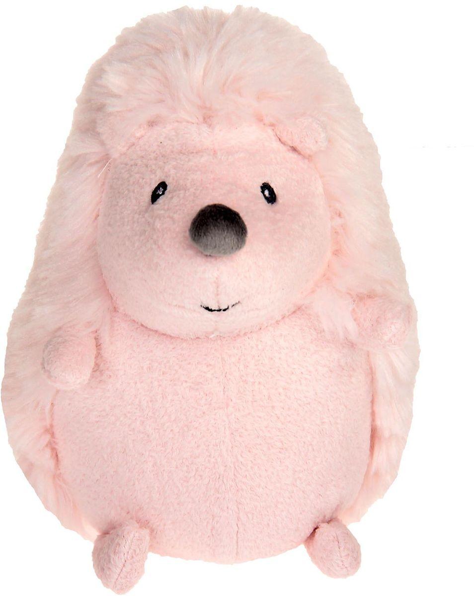 Купить Gund Мягкая игрушка Ежик Hedgehog цвет розовый 16, 5 см 2245533, Сима-ленд, Мягкие игрушки