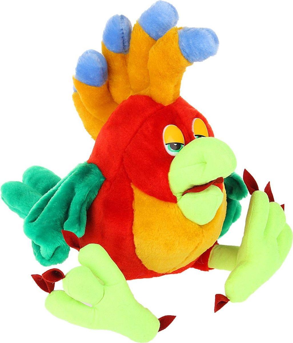 Купить Sima-land Мягкая игрушка Попугай Рома 35 см, Мягкие игрушки
