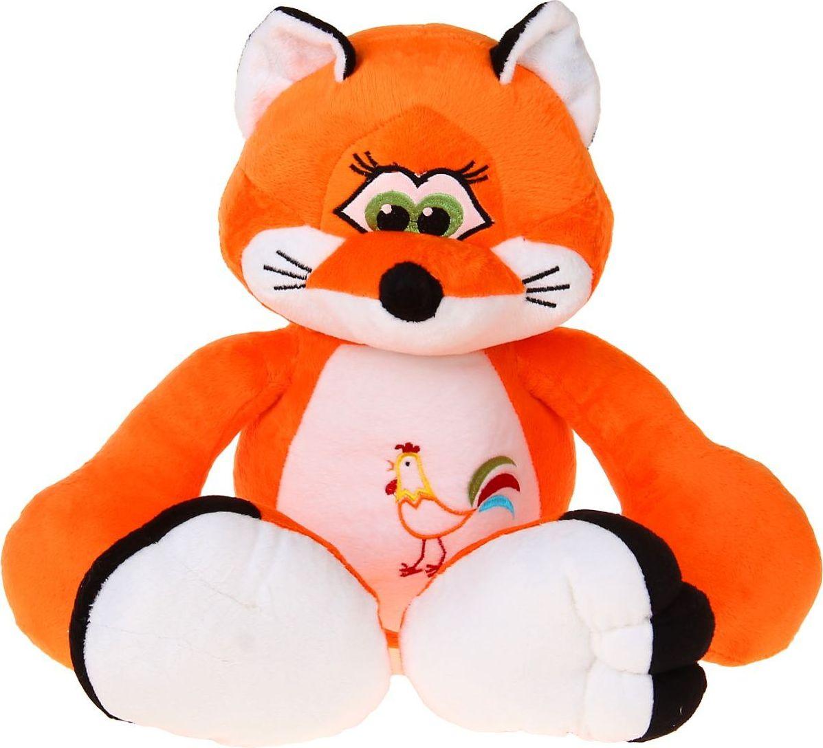 Купить Sima-land Мягкая игрушка Лисенок Рыжик 60 см, Мягкие игрушки