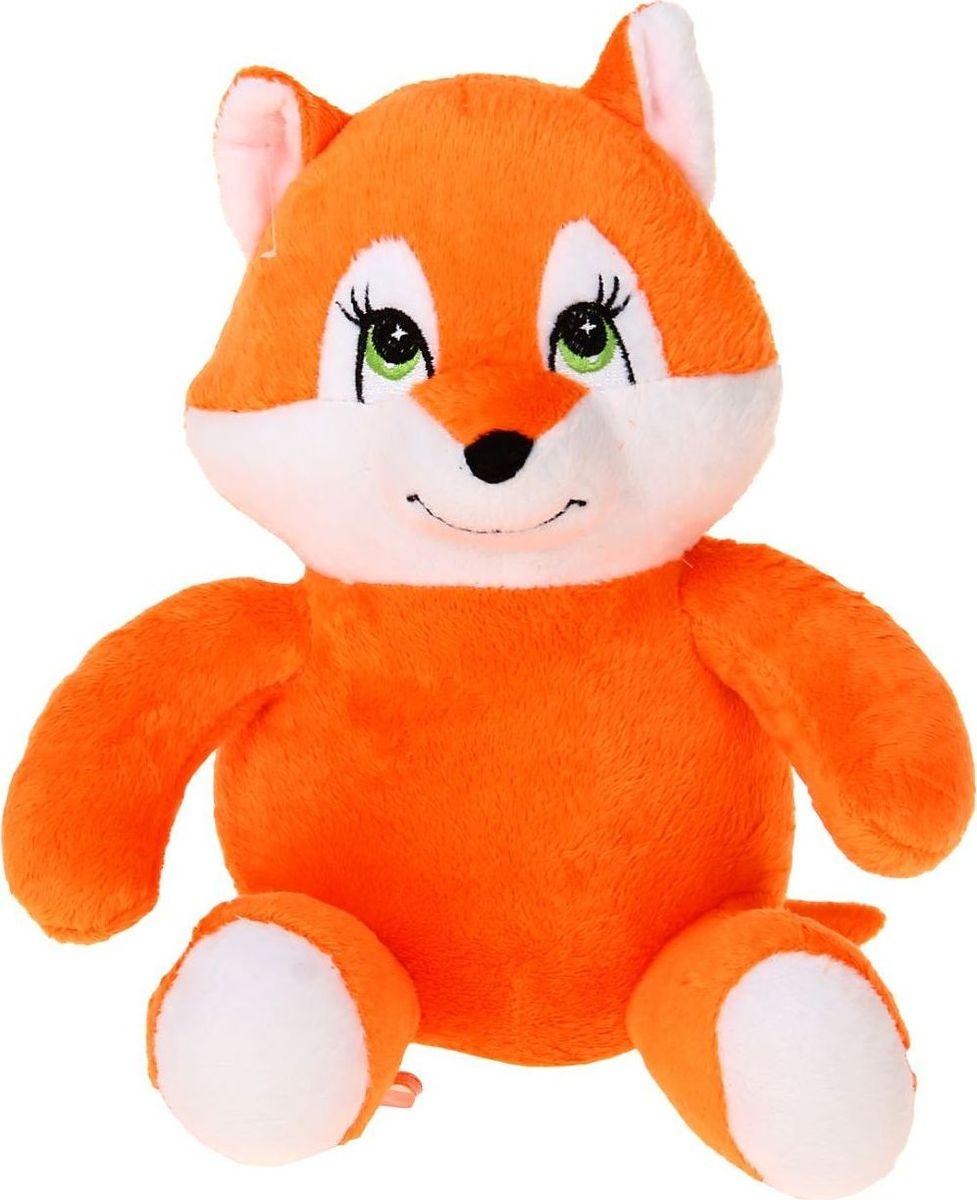 Купить Sima-land Мягкая игрушка Лисенок Малыш 30 см, Мягкие игрушки