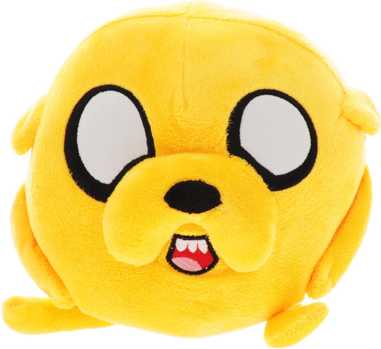 Купить Adventure Time Мягкая игрушка Jake шарик 18 см