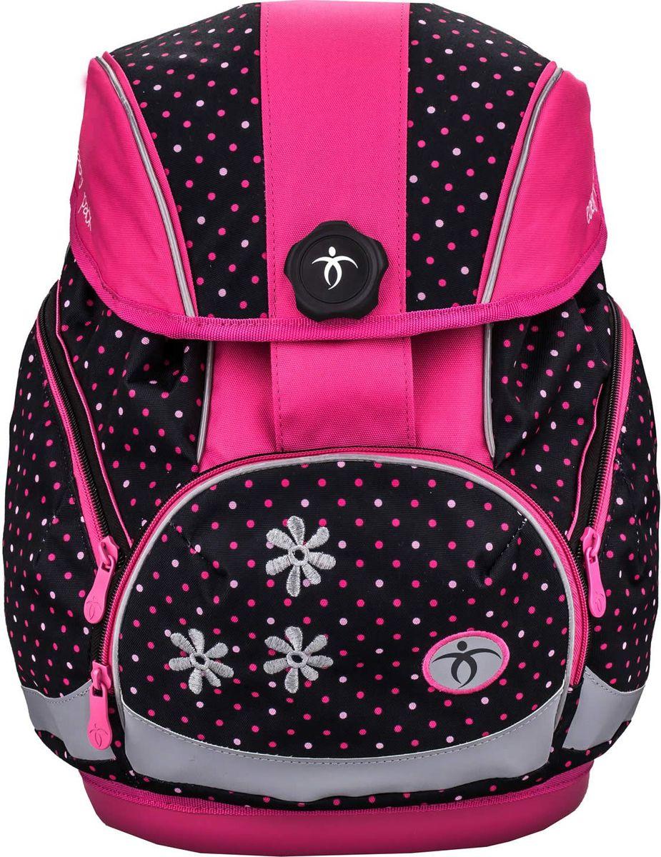 Купить Belmil Ранец школьный Easy Pack Flower, Ранцы и рюкзаки