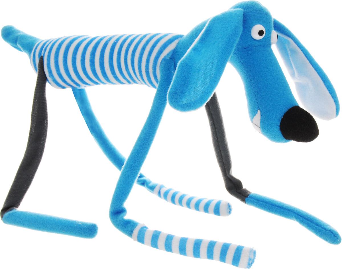 Купить Fancy мягкая игрушка Слим-собачка 34 см, Dream Makers