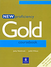 New Proficiency Gold Coursebook,
