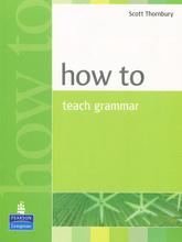 How to Teach Grammar,