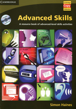 Advanced Skills: A Resource Book of Advanced-Level Skills Activities (+ CD),