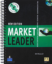 Market Leader New Edition: Pre-intermediate Business: English Teacher's Resource Book (+ CD-ROM, DVD-ROM),