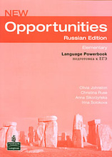 Opportunities Russian Edition: Elementary Language Powerbook,