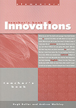 Innovations: Elementary: Teacher's Book,