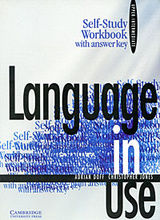 Language in Use Upper-Intermediate: Self-Study Workbook with Answer Key,