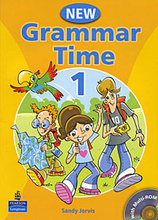 New Grammar Time 1 (+ CD-ROM),
