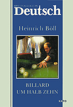 Billard um halb Zehn, Heinrich Boll