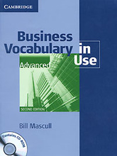 Business Vocabulary in Use Advanced (+ CD-ROM),