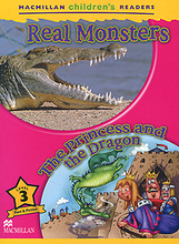 Real Monsters: The Princess and the Dragon: Level 3,