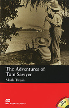 The Adventures of Tom Sawyer: Beginner Level (+ CD-ROM),