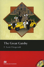 The Great Gatsby: Intermediate Level  (+ 2 CD-ROM),