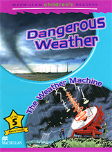 Dangerous Weather: The Weather Machine: Level 5,