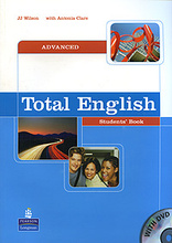 Total English: Advanced: Students Book (+ DVD-ROM),