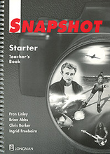 Snapshot Starter: Teacher's Book,