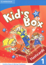 Kid's Box 1: Flashcards,