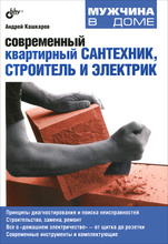 Современный квартирный сантехник, строитель и электрик, Андрей Кашкаров