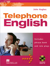 Telephone English (+ CD-ROM),