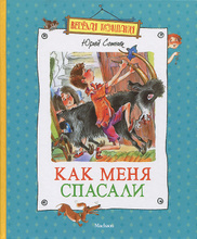 Как меня спасали, Юрий Сотник