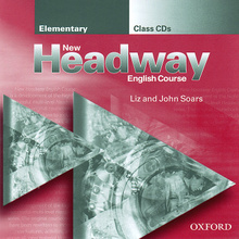 New Headway: English Course (аудиокурс на 2 CD),