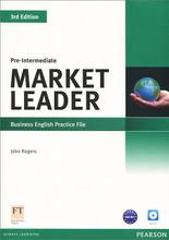 Market Leader: Pre-Intermediate: Business English Practice File (+ CD),