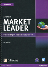 Market Leader Advanced Teacher's Resource Book (+ CD-ROM),