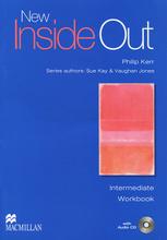 New Inside Out: Intermediate: Workbook (+ CD-ROM),