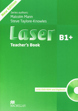 Laser: Teacher's Book (+ 2 DVD-ROM),