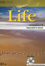 Life Intermediate: Teacher's Book (+ 2 CD),