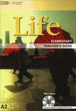 Life Elementary: Teacher's Book (+ 2 CD),