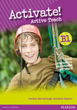 Activate! B1: Active Teach,