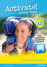 Activate! A2: Active Teach,