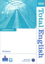 New Total English: Elementary: Workbook (+ CD),