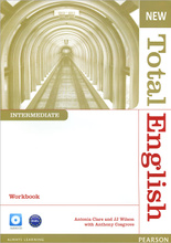 New Total English: Intermediate: Workbook (+ CD),