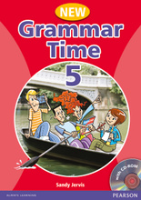 New Grammar Time 5: Student's Book,