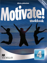 Motivate! Workbook Pack: Level 4 (+ 2 CD),