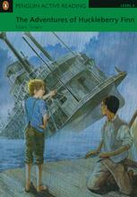 The Adventures of Huckleberry Finn: Level 3 (+ CD-ROM),