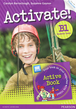 Activate! B1: Students' Book (+ CD-ROM),