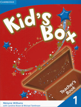Kid's Box 1: Teacher's Book,