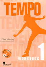 Tempo 1: Workbook (+ CD-ROM),
